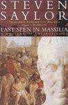 Last Seen in Massilia (Roma Sub Rosa, #8)