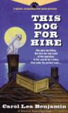 This Dog for Hire (Rachel Alexander & Dash, #1)