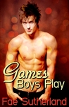 Games Boys Play (Glitterbomb! #2)