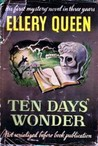Ten Days' Wonder (Ellery Queen Detective, #19)