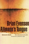 Altmann's Tongue: Stories and a Novella