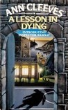 A Lesson In Dying (Inspector Ramsay, #1)