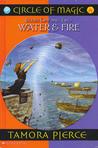 Water & Fire (Circle of Magic, #1-2)