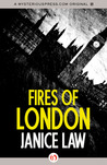 Fires of London (Francis Bacon, #1)