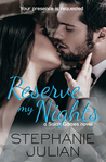 Reserve My Nights (Salon Games, #2)
