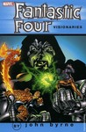 Fantastic Four Visionaries: John Byrne, Vol. 4