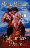 The Highlander's Desire (Highlander Brothers, #2)
