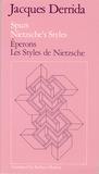 Spurs: Nietzsche's Styles/Eperons: Les Styles de Nietzsche