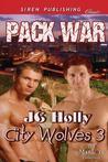 Pack War (City Wolves, # 3)