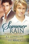 Summer Rain (Orgasmic Texas Dawn, #5)