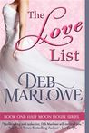 The Love List (Half Moon House #1)