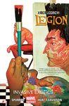 X-Men Legacy, Volume 2: Invasive Exotics
