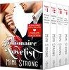 Typist - Billionaire Novelist: Complete Series