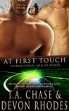 At First Touch (International Men of Sports, #3)