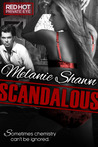 Scandalous (Red Hot Private Eye, #1)