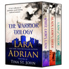 The Warrior Trilogy (White Lion's Lady, Black Lion's Bride, Lady of Valor) (Warrior, #1-3)