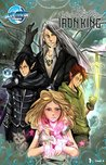 Iron King #1 (The Iron Fey Manga, #1)