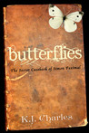 Butterflies (The Secret Casebook of Simon Feximal, #2)
