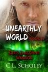 Zuri's Zargonnii Warrior (Unearthly World #2)