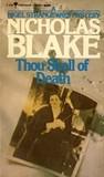 Thou Shell of Death (Nigel Strangeways, #2)
