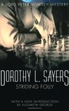 Striding Folly (Lord Peter Wimsey, #15)