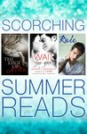 Scorching Summer Reads 3 Books in 1: The Edge of Never, Wait For You, Rule