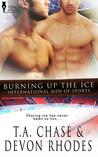 Burning Up the Ice (International Men of Sports, #5)