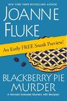 Blackberry Pie Murder: Free Sneak Preview (Hannah Swensen, #17)