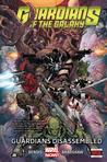 Guardians of the Galaxy, Volume 3: Guardians Disassembled
