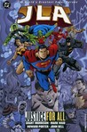 JLA, Vol. 5: Justice for All