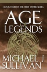 Age of Legend (The Legends of the First Empire #4)