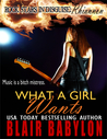 What a Girl Wants (Rock Stars in Disguise 0.3)