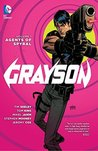 Grayson, Volume 1: Agents of Spyral