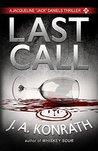 Last Call (Jack Daniels Mystery, #10)