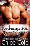 Redemption (Montana Wolves, #3)