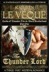 The Thunder Lord (Lords of Thunder: The de Shera Brotherhood, #1)