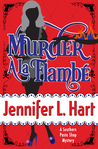 Murder à la Flambé (Southern Pasta Shop, #2)