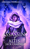 The Assassins of Altis (The Pillars of Reality, #3)