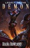 Legacy of the Demon (Kara Gillian, #8)