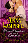 Three Proposals and a Scandal (Sons of Sin, #4.5)