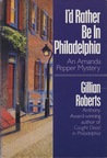 I'd Rather Be in Philadelphia (Amanda Pepper, #3)
