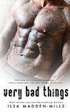 Very Bad Things (Briarwood Academy, #1)