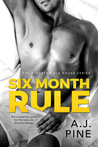 Six Month Rule (Kingston Ale House #2)