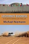 Legitimate Business (Valentin Vermeulen Thriller, #1)
