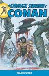 The Savage Sword of Conan, Volume 4