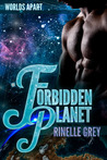 Forbidden Planet (Worlds Apart, #1)