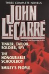 John Le Carré: Three Complete Novels [Tinker, Tailor, Soldier, Spy / The Honourable Schoolboy / Smiley's People]
