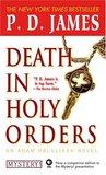 Death in Holy Orders (Adam Dalgliesh, #11)