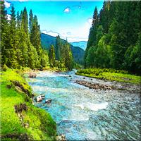 River Clair