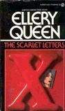 The Scarlet Letters (Ellery Queen Detective, #24)